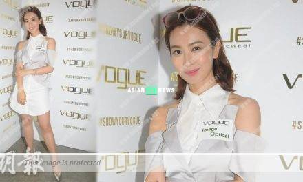 Tracy Chu rejects to wear sexily in the tour show: I leave it to Roxanne Tong