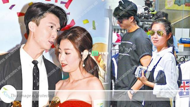Vincent Wong breaks his promise? Devastated Yoyo Chen files for separation