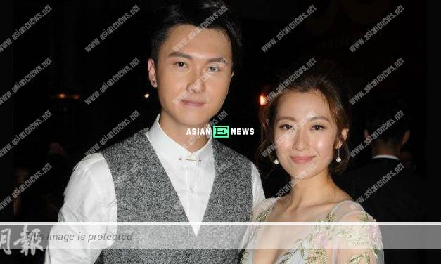 Vincent Wong and Yoyo Chen are separated long ago; She files for divorce
