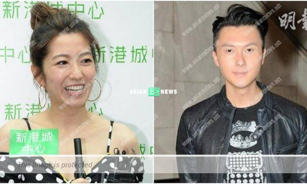 Yoyo Chen denies about her marriage problem with Vincent Wong