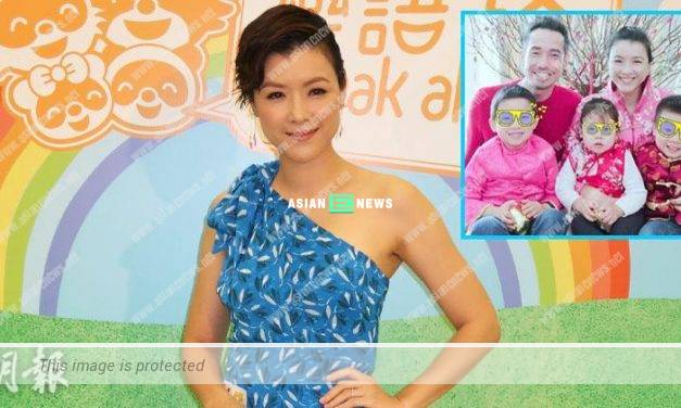Aimee Chan exposes her elder son starts to talk back: He wants to sleep with us