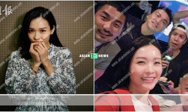 35 years old Ali Lee dares not harbour marriage thought
