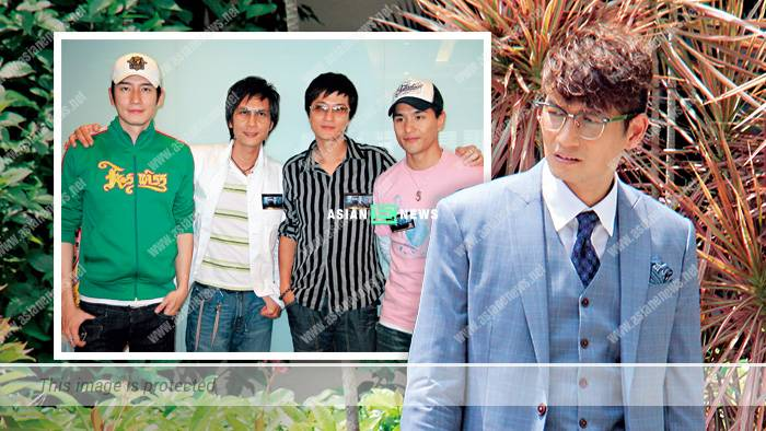 Andrew Yuen knows he cannot fight against TV King, Ruco Chan