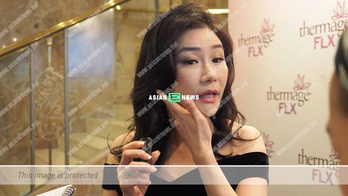 Angie Cheong feels tempted to go for plastic surgery at one point