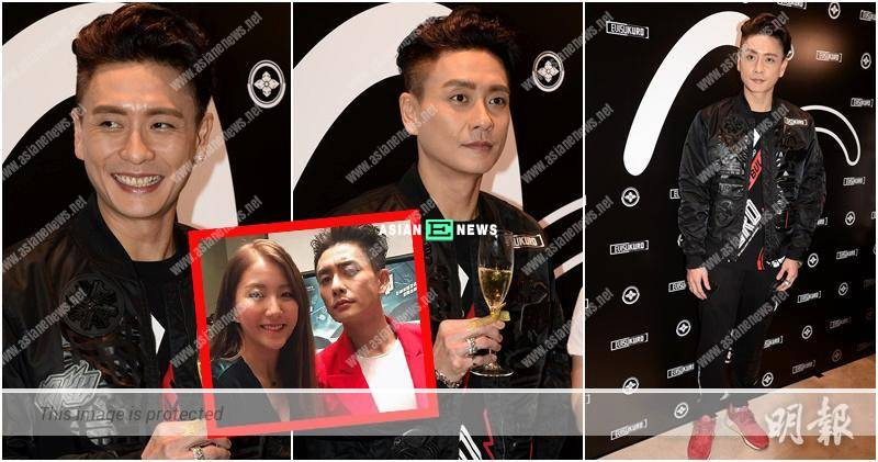 Bosco Wong emphasises he is single; Has he broken up with his Japanese girlfriend?