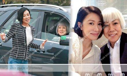 Charmaine Sheh is a filial daughter and transforms into a wealthy woman