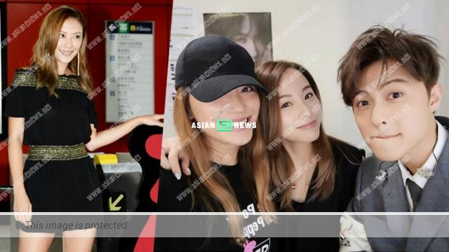 Cherrie Ying said it is normal to ask Stephy Tang and Wang Zi out for dinner