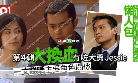 Detective Investigation Files IV drama: Sunny Chan and Louis Koo take on the main roles
