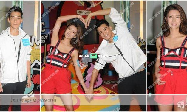 The audiences praise Sisley Choi and Dickson Yu are a matching couple?
