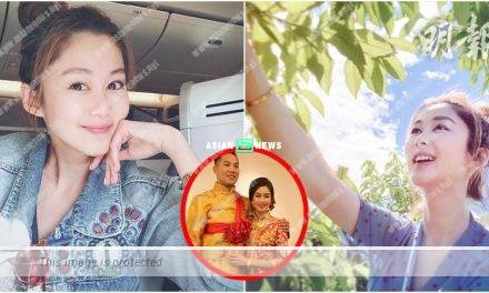 Eliza Sam ended her contract with TVB in June; Eliza Sam and her hubby make baby in Paris?