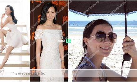 "Fala Chen calls herself as ""sunscreen protection queen"""