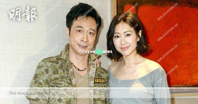 Francis Ng praises Nancy Wu is full of confidence