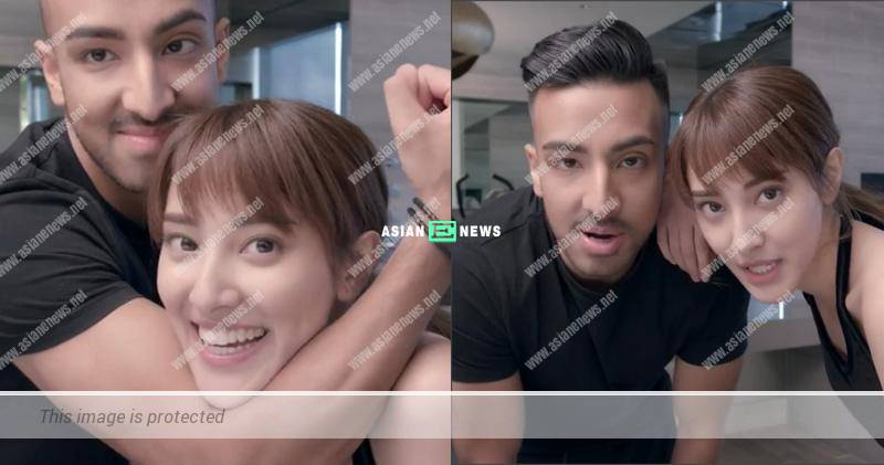 Grace Chan and her brother introduce new cosmetic brand