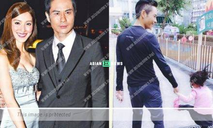 Kevin Cheng and Grace Chan get married suddenly as she is expecting?