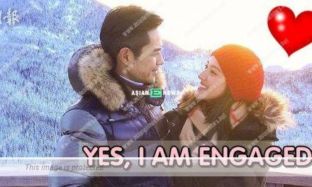 Congratulations! Grace Chan announces she is engaged to Kevin Cheng