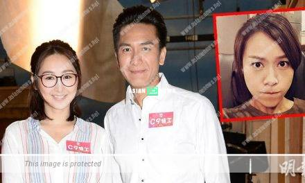 Kenneth Ma feels comfortable to film kissing scene with Samantha Ko