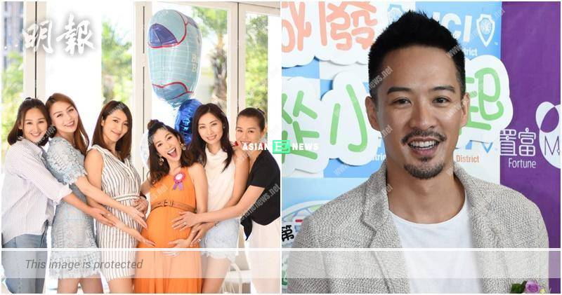 Jason Chan leaves TVB and accepts jobs by himself