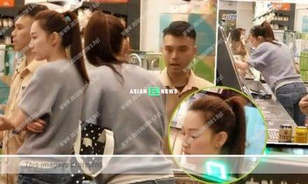 Kate Tsui is stuck at self-service station in supermarket