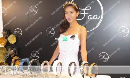 Kelly Fu invests 6 digits on her head accessories business