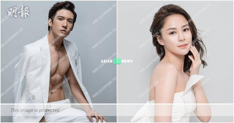 Kenny Kwan shows his muscles; Gillian Chung shows her beauty