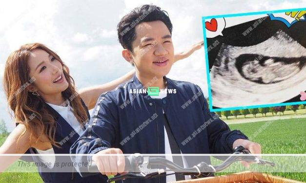 Congratulations to Leanne Li and Wong Cho Lam becoming parent