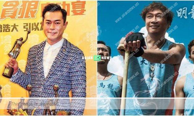 Louis Koo urges everyone to support Hong Kong films