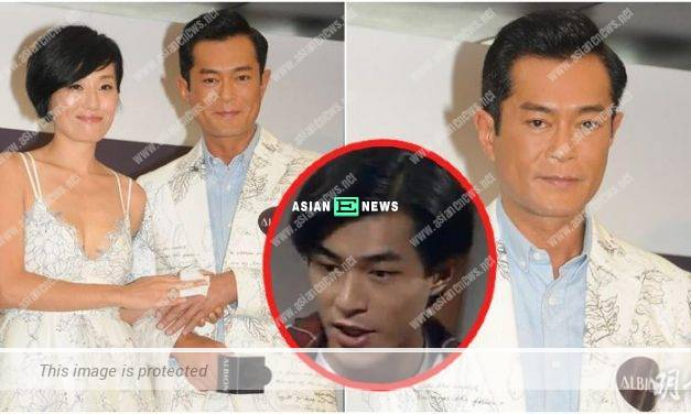 Louis Koo dislikes make-up and loves to go for sun tanning