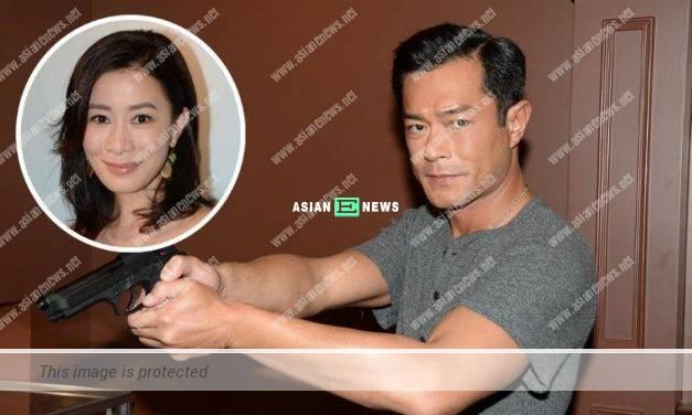 Louis Koo praises Charmaine Sheh has potential: She is TV Queen