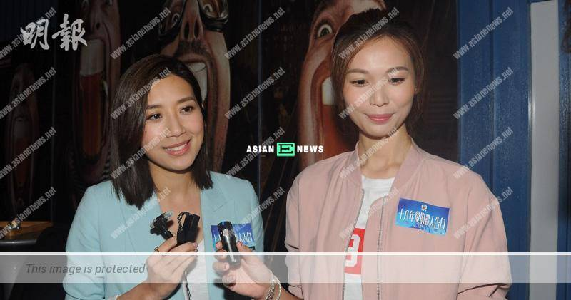 Mandy Wong discloses the ending is tragic; Vivien Yeo acts as a mute person
