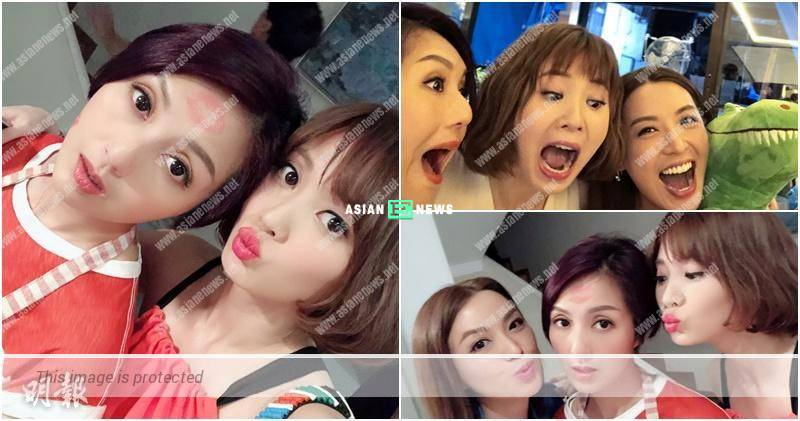 Miriam Yeung becomes good friends with Alice Chan and Rebecca Zhu after filming drama