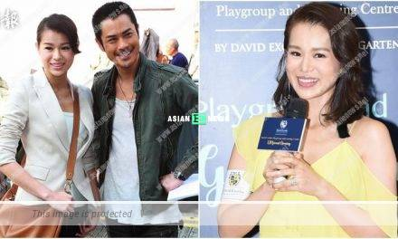 Myolie Wu exposes Kevin Cheng wants to have a daughter