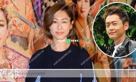 Nancy Wu clarifies she is good friends with Owen Cheung