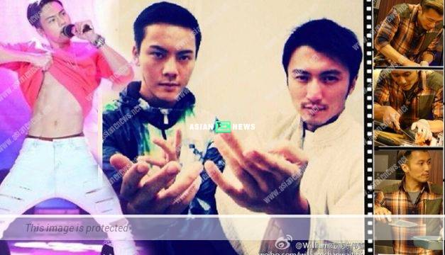 Nicholas Tse has a deep influence on William Chan