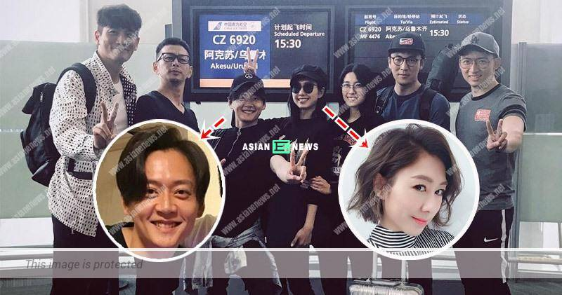 Nancy Wu and Owen Cheung are dating? She does not feel he is wooing her