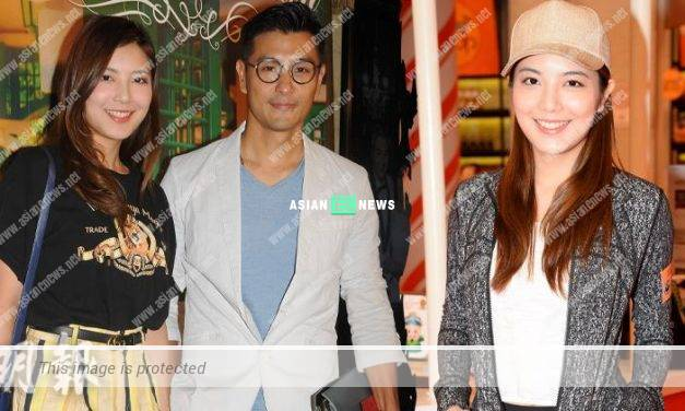 Ruco Chan has marriage thought? Phoebe Sin hopes for a happy earning