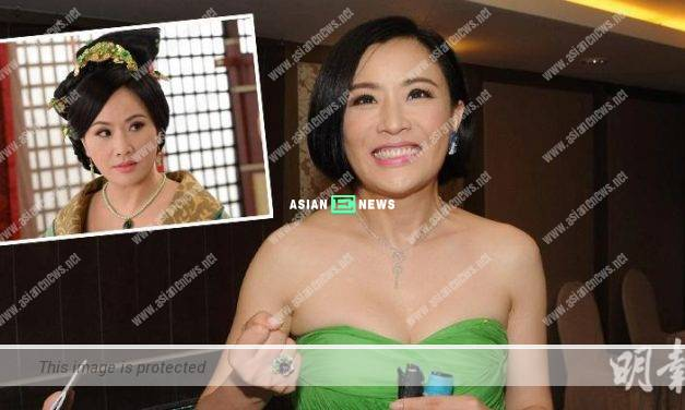 Pinky Cheung has no intention to go for plastic surgery