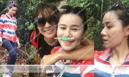 Priscilla Wong has low blood sugar; She feels dizzy when hiking