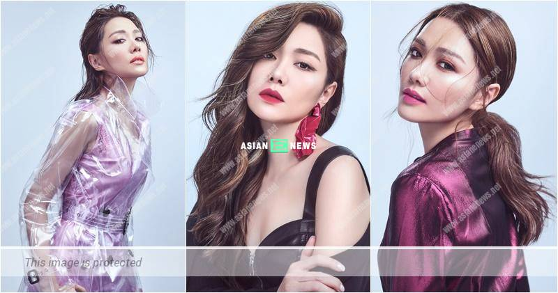 Roxanne Tong admits she loves to collect lipsticks