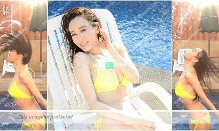 Shirley Yeung releases her photo album in July