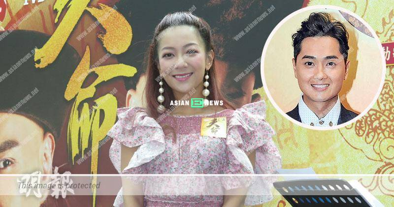 Stephanie Ho renews her contract and dismisses the rumours of protecting Fred Cheng