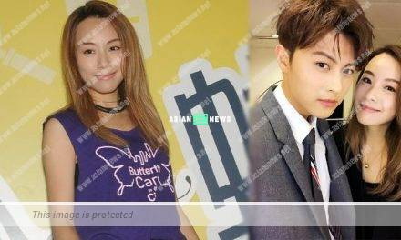 Stephy Tang admits to dating Wang Zi: Please give us privacy