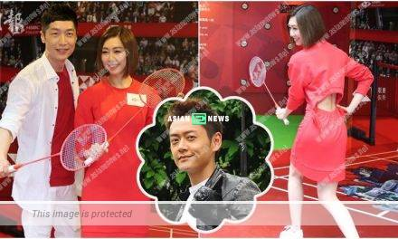 Owen Cheung is wooing Nancy Wu? She says she has many suitors