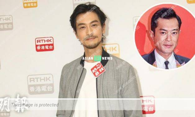 Adam Pak praises Louis Koo is nice and gives guidance
