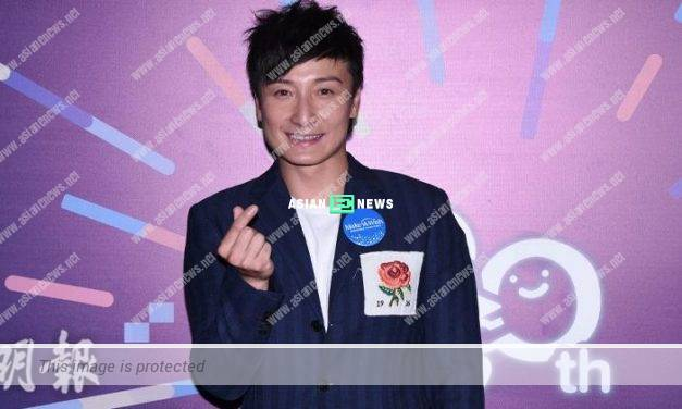 Alex Fong is rejected by his female fan to give swimming lessons