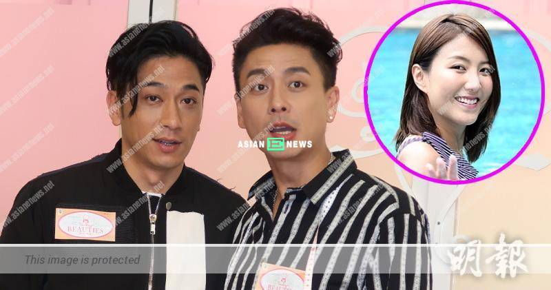 Ron Ng asks if Bosco Wong and Rose Chan live together