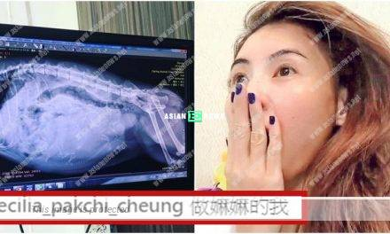 Cecilia Cheung announces happy news: I become a granny
