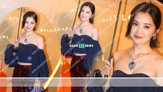 Charlene Choi is injured after playing wakesurfing and may consider plastic surgery