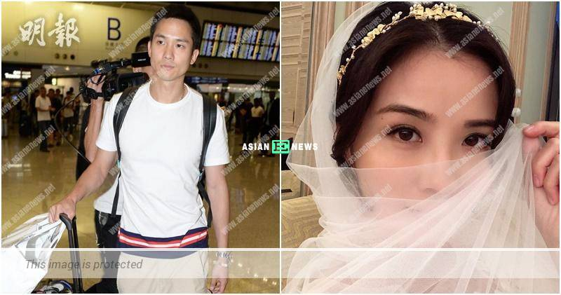 Charlene Choi is tying the knot with her rich boyfriend, Anthony in end 2019?