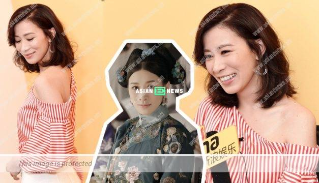 Charmaine Sheh does not mind acting as supporting lead: Number is not important