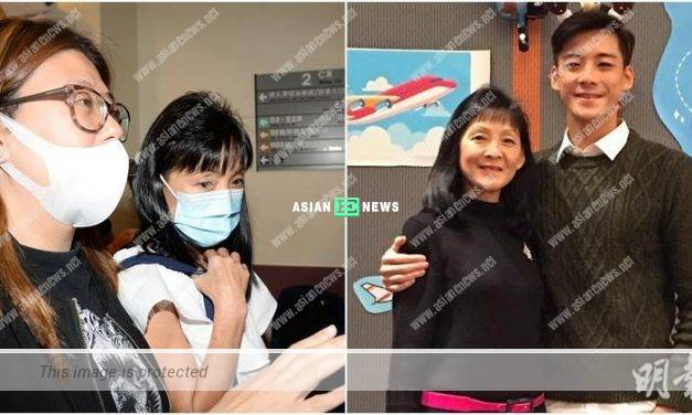 Dickson Yu remains in danger condition; His mother and manager keep silent